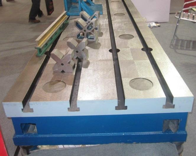 Large Casting Machine Table Should Focus on Quality
