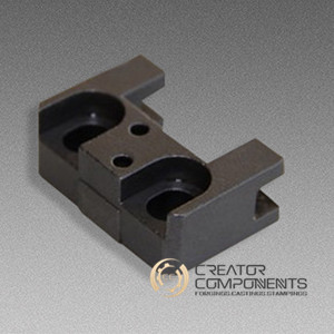 Ductile Iron Printer Casting Accessory