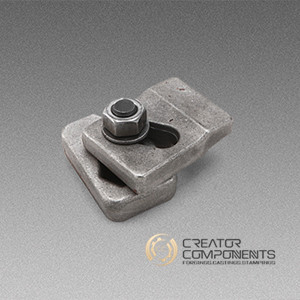 SAE 1045 Carbon Steel Construction Forged Part