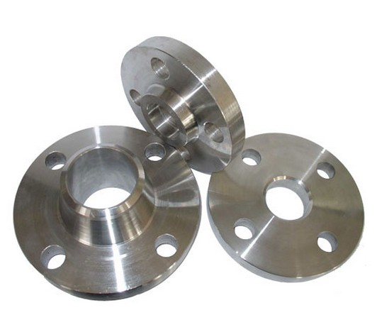 Titanium Alloy Machining Forged Flange OEM